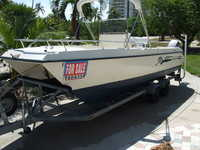 1995 Fort Myers Florida 21 Sea Cat SL1