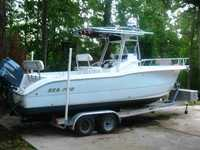 2003 Acworth Georgia 25 Sea Pro 255 CC