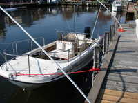 1977 Brick New Jersey 21 Boston Whaler Outrage