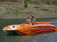 2009 Frankfort Kentucky 28 American Offshore 2800