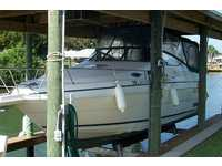 1998 Palm Coast Florida 26 Wellcraft 260se