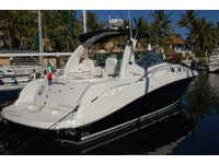 2007 Puerto Vallarta Mexico  34 Searay 340 Sundancer