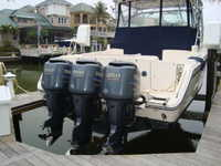 2006 Naples Florida 37 Grady White 360 Express
