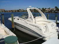 2003 Naples Florida 32 Sea Ray 320 Sundancer
