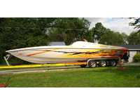 2005 Wilmington Illinois 32 Sunsation Dominator
