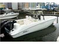 Boston Whaler 320 Outrage Click to launch Larger Image