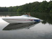 2003 Chattanooga Tennessee 31 Baja 302 Performance Boss