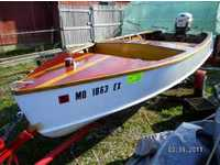 1952 marshfield Missouri 14 Chris Craft 14ft kit boat