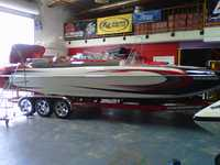 2008 Lake Havasu City Arizona 27 Eliminator 27 Daytona