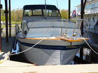 1970 Orillia  38 Chris Craft Constellation