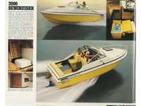 1979 Portland Maine 19 Wellcraft Suncruiser 2000