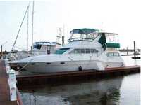 1995 Southport North Carolina 39 Cruisers Yachts 3950 FB Aft Cabin