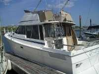 1985 freeport New York 32 BAYLINER MOTOR YACHT 32 YACHT 32