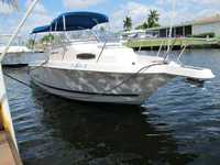 1997 Pompano Beach Florida 24 Wellcraft Coastal