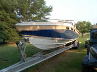 1983 dickerson Maryland 38 wellcraft scarab