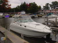 2002 Derry New Hampshire 26 Sea Ray Sundancer