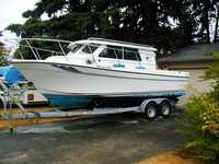 1997 Moorage Washington 24 Skagit Orca 24XLC