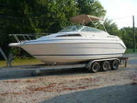 1997 Aberdeen Mississippi 25 Wellcraft 240SE