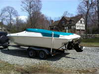 1994 suffern New York 22 wellcraft scarab 22