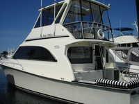 1994 Racine Wisconsin 53 Ocean Yachts 53 Sport