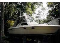 1984 Greenport New York 26 Tiara 2600 Continental