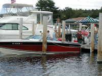 1986 falmouth Massachusetts 24 formula 242 LS