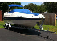 2007 Gorham Maine 22 Stingray 220DR