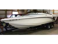 1998 Leonard Michigan 24 Velocity 260
