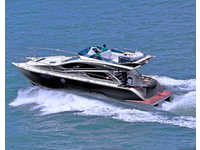 2012 Ft Lauderdale Florida 45 Mares 45 Flybridge