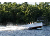 Chris Craft 4724S TwentyTwo foot sportsman Click to launch Larger Image