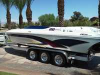 2003 palm desert California 28 Daves Custom Boats Extreme HP