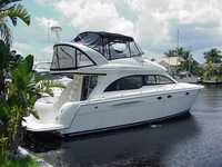 2004 ft myers Florida 41 Meridian 411 Sedan