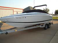 2000 Rockwall Texas 22 Cobalt 227 Cuddy Cabin
