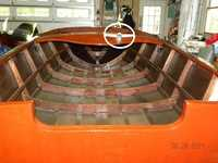 1950 Zanesville Ohio 14 Chris Craft Kit Boat
