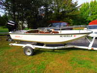 1984 Sylvania Ohio 13 Boston Whaler 13 ft