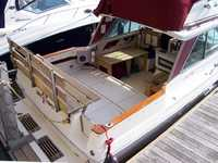 1987 Muskego Wisconsin 27 Searay 270 Sportfish Amberjack Flybridge