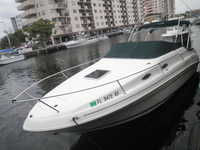 1999 N Miami Beach Florida 24 Sea Ray Sundancer