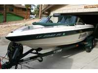 1998 Placentia California 21 Malibu Sunsetter