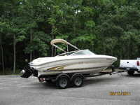 2001 Morehead Kentucky 19 SeaRay 190 BowRider Signature Series