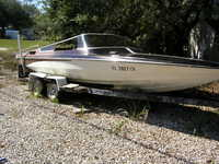 1973 Crystal River Florida 21 GlastronCarlson GT