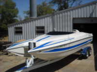 2003 Crowley Texas 25 Liberator 25TC