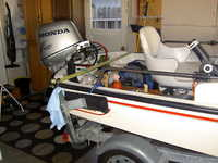 1999 Citrus Heights Michigan 13 Boston Whaler 130 Sport