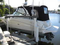 2005 Punta Gorda Florida 30 Sea Ray Sundancer 300
