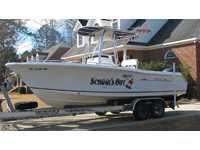 2008 Laurinburg North Carolina 22 Triton Sea Hunt