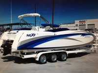2008 Desert Hills Arizona 26 Next High Performance Cat Hull Deck Boat