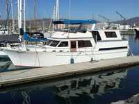 1988 SAN DIEGO ENSENADA California 52 Sea Ranger 52 Motor Yacht
