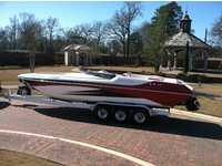 2007 MONROE Louisiana 30 Sleekcraft Heritage
