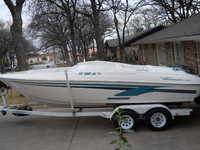 1998 Hurst Texas 22 Power Quest Raizor