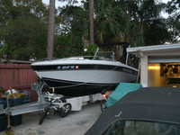 1986 Saint Petersburg Florida 30 Wellcraft Scarab