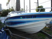 Saugus California 23 Hawaiian 23ft Dat Cruiser
